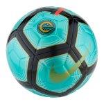 Nike CR7 Strike Fussball Grün F321