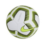 Nike Strike Pro Team Trainingsball Weiss F100