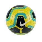 Nike Premier League Pitch Trainingsball Weiss F100