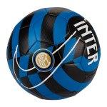 Nike Inter Mailand Trainingsball Blau F413