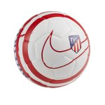 Nike Atletico Madrid Trainingsball Weiss F100