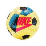 Nike Airlock Street X Trainingsball Weiss Rot F103
