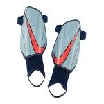 Nike Charge Schienbeinschoner Blau Rot F492