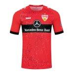 JAKO VfB Stuttgart Trikot 3rd 2021/2022 Kids Grau F683